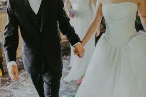桂銀淑の結婚生活
