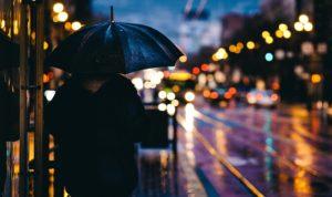 ゲリラ豪雨の名前の由来