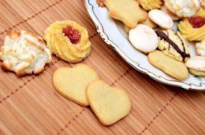 手作りクッキーの郵送方法