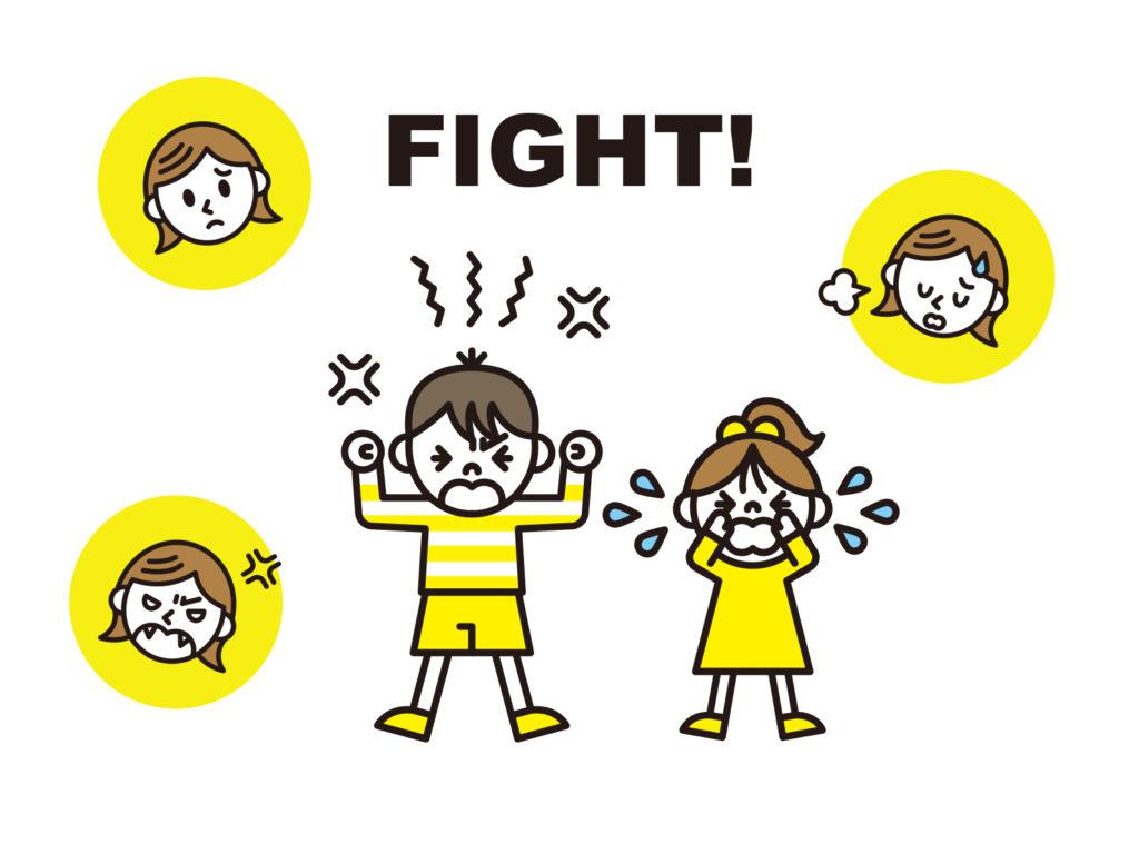発達障害グレーゾーンの特性なの?ちょっとしたことですぐキレる子どもが怖い!